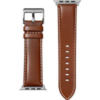 Laut 42mm Oxford Watch Strap for Apple Watch - Tobacco