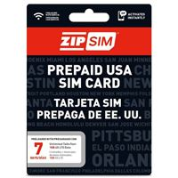 Ting Zip T-Mobile Micro/ Nano Sim 7 Days 1 GB