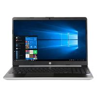 "HP 15-dw0021cl 15.6"" Laptop Computer Refurbished - Silver"