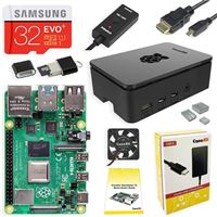 CanaKit Raspberry Pi 4 4GB Starter PRO Kit