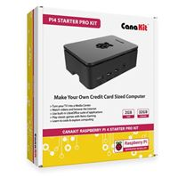 CanaKit Raspberry Pi 4 2GB Starter PRO Kit