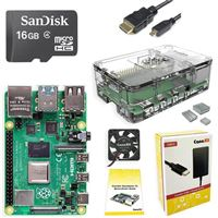 CanaKit Raspberry Pi 4 2GB Starter Kit