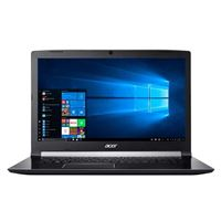 "Acer Aspire 7 A717-72G-700J 17.3"" Laptop Computer Refurbished - Black"