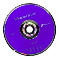 Microsoft Windows Server 2019 Standard Operating System 64 bit English 16 Core (OEM)