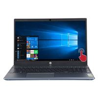 "HP Pavilion 15-cs2073cl 15.6"" Laptop Computer Refurbished - Blue"