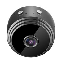 LizaTech Mini Spy Hidden Camera - Black