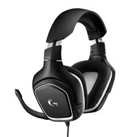 Logitech G G332 SE Gaming Headset - Black/White