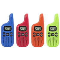 Midland X-TALKER T20 Walkie Talkie 4 Pack