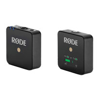 Rode Microphones Wireless GO Compact Digital Wireless Microphone System