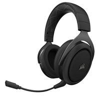 Corsair HS70 Wireless Gaming Headset (Refurbished) - Black