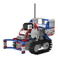 UBTECH JIMU Robot Competitive Series: ChampBot Kit/ App-Enabled Building and Coding STEM Kit