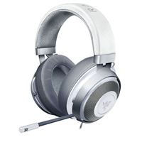 Razer Kraken Multi-Platform Wired Gaming Headset - Mercury Edition