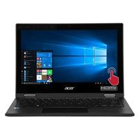 "Acer Spin 1 SP111-33-P88S 11.6"" 2-in-1 Laptop Computer - Black"