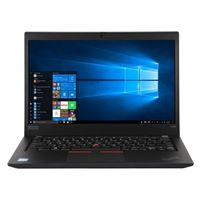 "Lenovo ThinkPad X390 13.3"" Laptop Computer - Black"