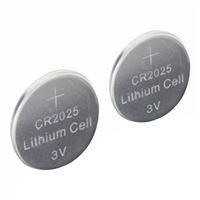 Dorcy DieHard CR2052 Lithium Battery - 2 pack