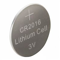 Dorcy DieHard CR2016 Lithium Battery - 1 pack