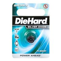 Dorcy DieHard SR393 1.5 Volt Silver Oxide Button Cell Battery - 1 Pack