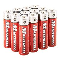 Dorcy Mastercell AA Alkaline Battery - 12 pack