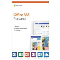 Microsoft Office 365 Personal - 15 Months, 1 User