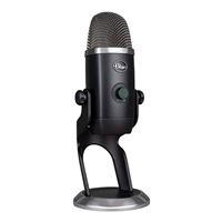 Blue Microphones Yeti X Professional Condenser USB Microphone with LED Lighting & Voice Effects for Gaming, Streaming & Podcasting