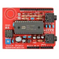 SpikenzieLabs VoiceShield Slim - Kit