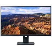 "Acer ET322QU Abmiprx 31.5"" WQHD 75Hz HDMI VGA DP FreeSync LED Monitor"