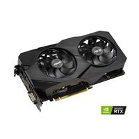 ASUS GeForce RTX 2060 Dual Overclocked Dual-Fan 6GB GDDR6 PCIe 3.0 Graphics Card