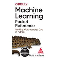 O'Reilly MACH LEARN POCKET REF