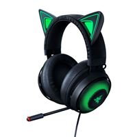 Razer Kraken Kitty Chroma USB Gaming Headset - Black