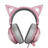Razer Kraken Kitty Chroma USB Gaming Headset - Quartz