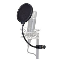 Samson Technologies PS04 Microphone Pop Filter