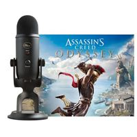 Blue Microphones Yeti Blackout Assassin's Creed Odyssey Bundle