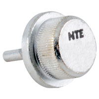 NTE Electronics Rectifier 400V 50A 1/2 Inch Press Fit Anode Case