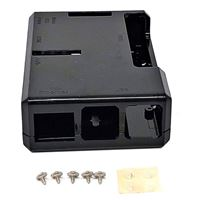 Micro Connectors Plastic Raspberry Pi 3 Model B Case Kit