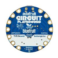 Adafruit Industries Circuit Playground Bluefruit - Bluetooth Low Energy