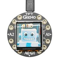 Adafruit Industries Circuit Playground TFT Gizmo - Bolt-on Display Audio Amplifier