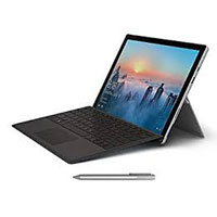 "Microsoft Surface Pro 4 12.3"" 2-in-1 Laptop Computer Refurbished - Silver"