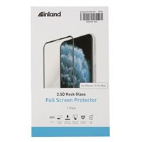 Inland 3D Rock Glass Screen Protector for iPhone 11 Pro Max