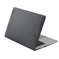 Laut HUEX for MacBook Air Retina 13- inch - Black - LAUT_13MA18_HX_BK