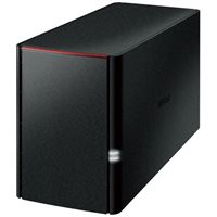 BUFFALO LinkStation SoHo 2 Bay 8TB (2 x 4TB) Desktop Network Attached Storage (NAS)