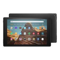 Amazon Fire HD 10 with Alexa Hands-Free - Black