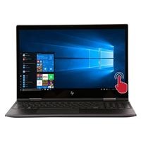 "HP ENVY x360 Convertible 15m-ds0011dx 15.6"" 2-in-1 Laptop Computer Refurbished - Black"