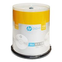 Hotan DVD+R 16x 4.7 GB/120 Minute Disc 100-Pack Spindle