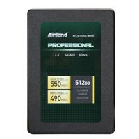 "Inland Professional 512GB 3D TLC NAND SATA III 6Gb/s 2.5"" Internal Solid State Drive"