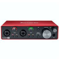 Focusrite Scarlett 2i2 Audio Interface - 3rd Generation