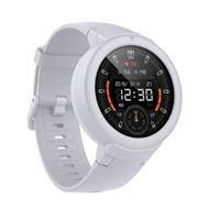 Amazfit Verge Lite 33mm Smartwatch - Moonlight White