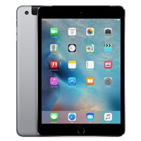 Apple iPad mini4 - Space Gray (Late 2015) Refurbished
