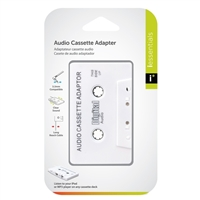 iEssentials Audio Cassette Adapter for iPod