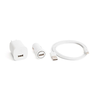 Griffin 10W PowerDuo Chargers w/ Lightning Cable Kit