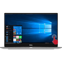 "Dell XPS 13 9380 13.3"" Laptop Computer Refurbished - Silver"